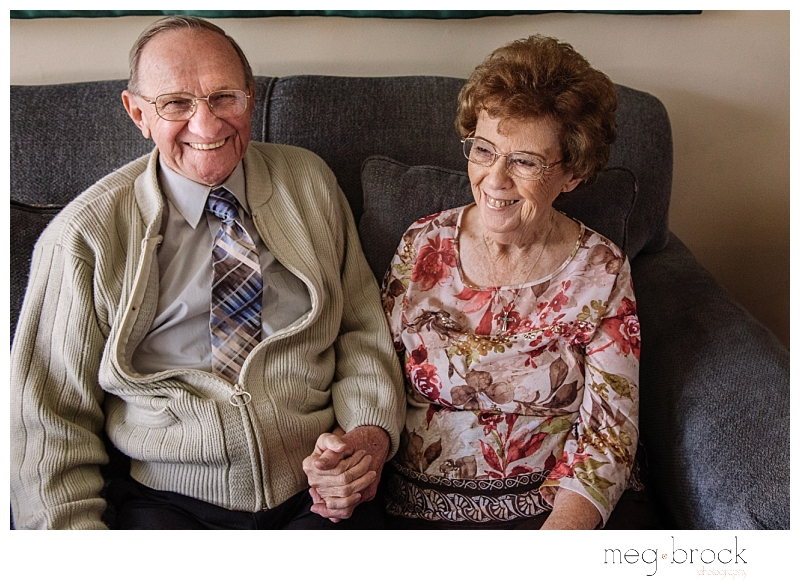 Couple Married 59 Years