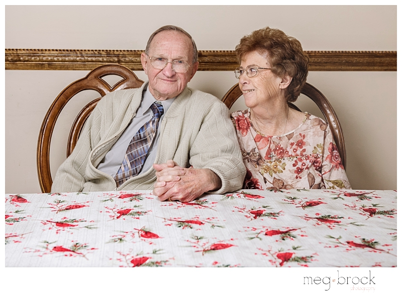 Legacy Love Couple Married Almost 6 0YEars